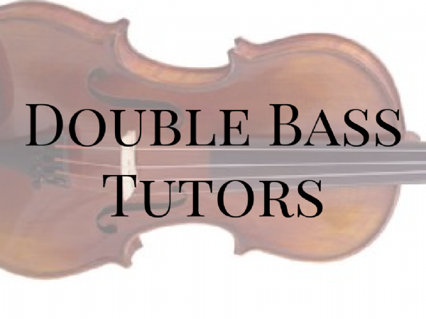 Double Bass Tutors